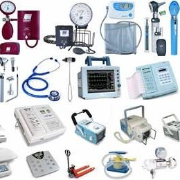 Medical equipment & Diagnostics